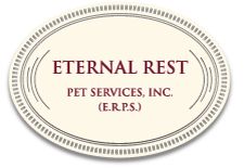 Eternal Rest Pet Services Mobile Logo